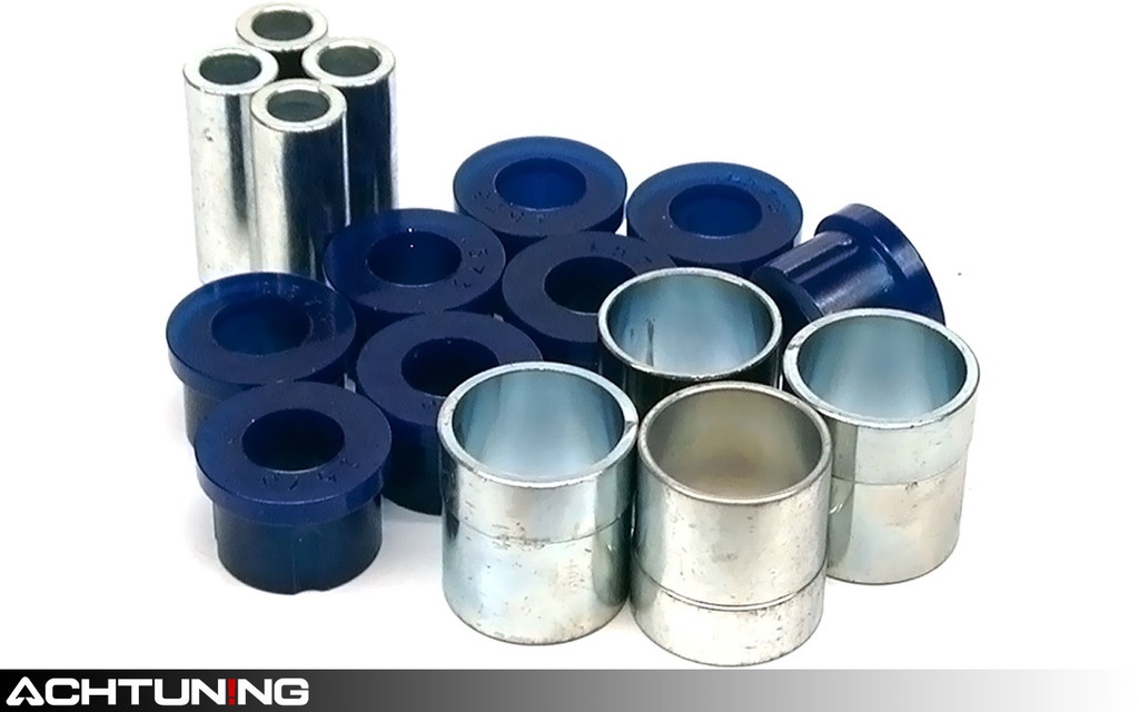 SuperPro SPF1573K Rear Control Arm Lower Inner and Outer Bushing Kit Mitsubishi