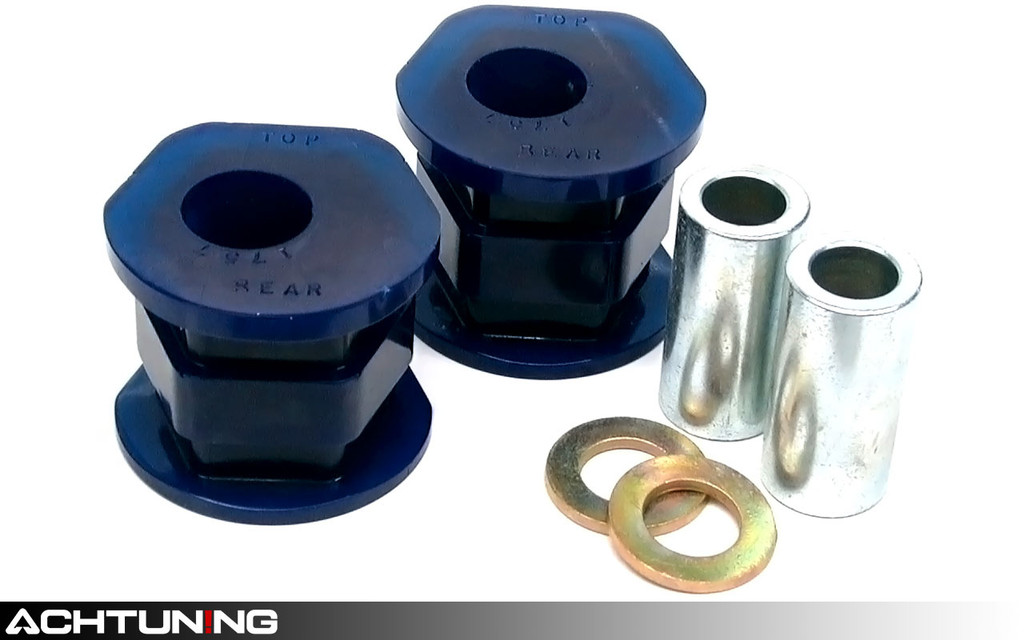 SuperPro SPF1757K Front Control Arm Lower Rear Double Offset Bushing Kit Honda Civic and CR-V