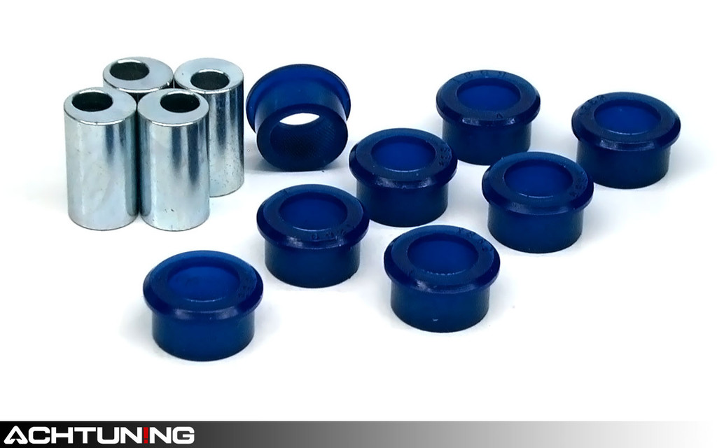 SuperPro SPF1869K Rear Control Arm Upper Inner or Outer Double Offset Bushing Kit Infiniti and Nissan