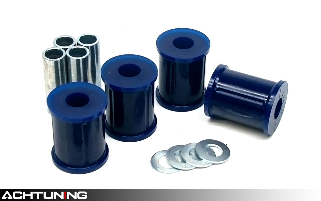SuperPro SPF1990K Rear Control Arm Lower Outer Bushing Kit Mazda