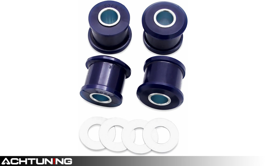 SuperPro SPF2066K Rear Control Arm Inner Front and Rear Bushing Kit Mazda 626