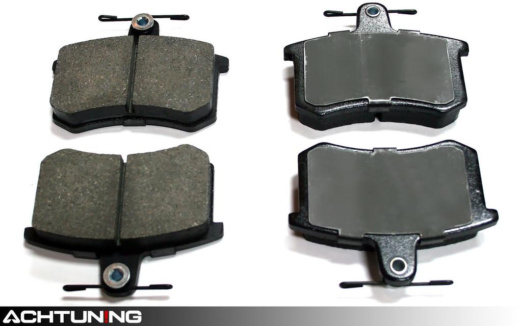 Centric 104.02280 Semi-Metallic Rear Brake Pads Audi