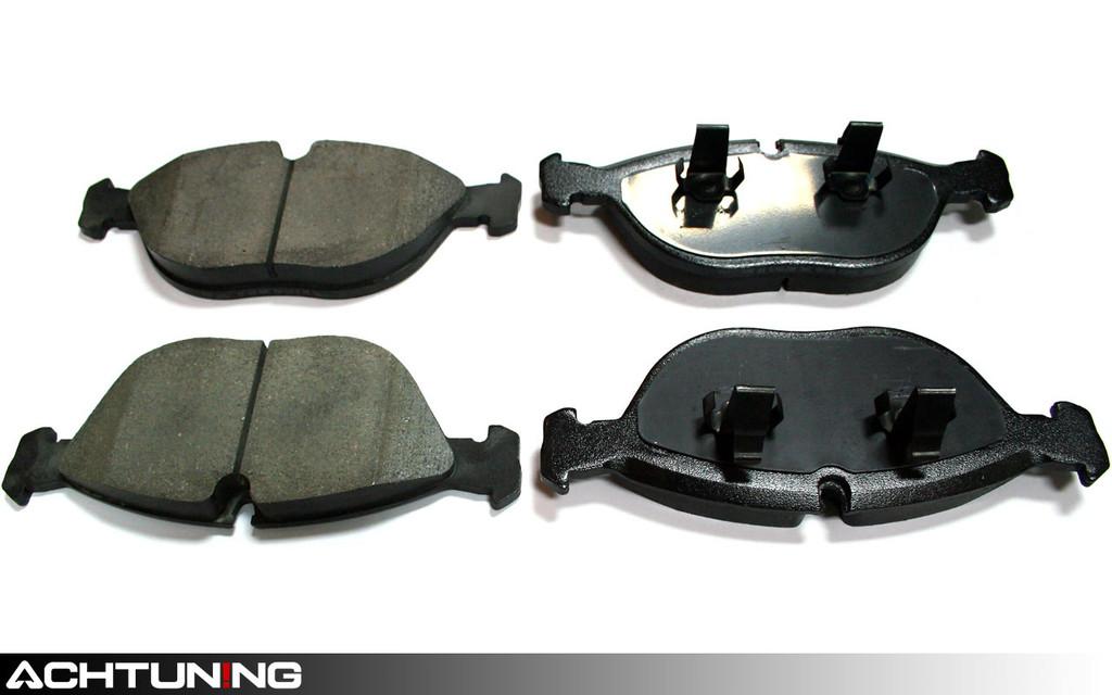 Centric 104.06820 Semi-Metallic Front Brake Pads Audi and VW