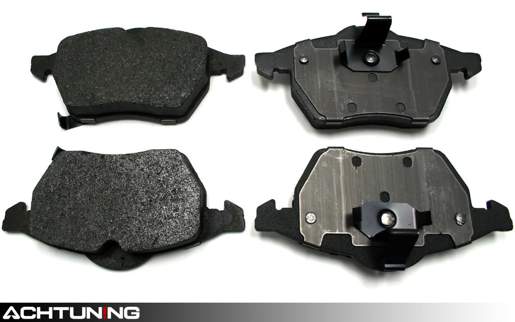 Centric 104.07360 Semi-Metallic Front Brake Pads Audi and Volkswagen