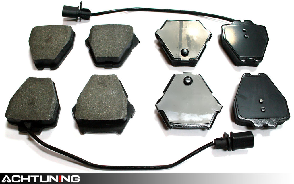 Centric 104.08391 Semi-Metallic Front Brake Pads Audi D2 A8