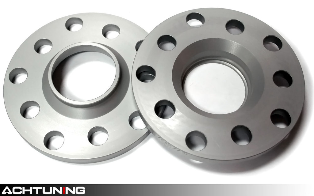 H&R 202555712A 5x100 DR 57mm CB 10mm Wheel Spacer Pair Audi and Volkswagen