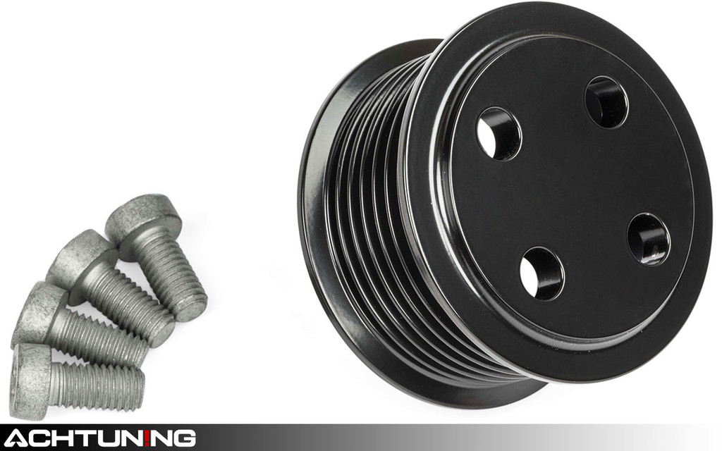 APR MS100139 Bolt-on Supercharger Pulley Audi 3.0T