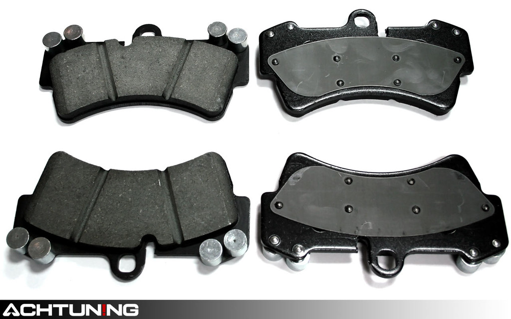 Centric 104.11650 Semi-Metallic Front Brake Pads Volkswagen Touareg