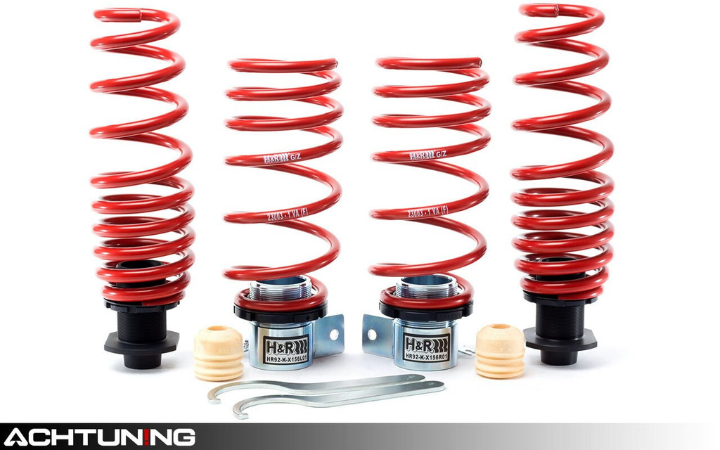 H&R 23014-1 VTF Adjustable Springs BMW F12 M6 Cabrio and F13 M6 Coupe