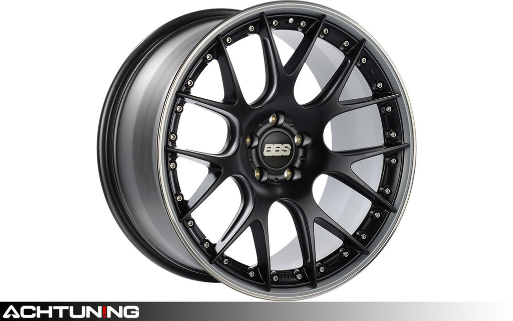 "BBS CHRII 607 BPPO 21x10.5"" ET47 Wheel"