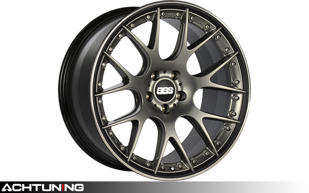 "BBS CHRII 607 PBPO 21x10.5"" ET47 Wheel"