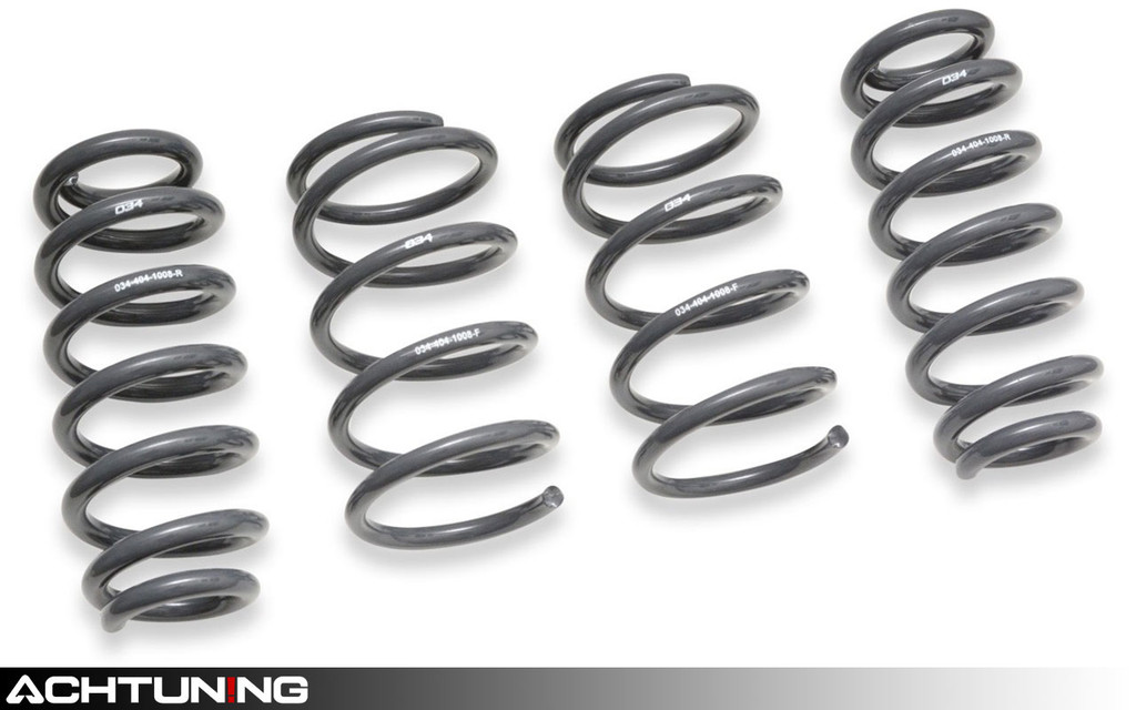 034Motorsport 034-404-1008 Dynamic Plus Lowering Springs Audi 8V RS3
