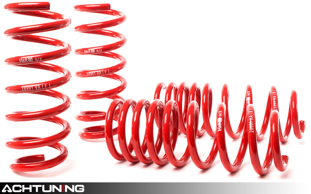 H&R 28991-1 Super Sport Springs BMW F01 740i