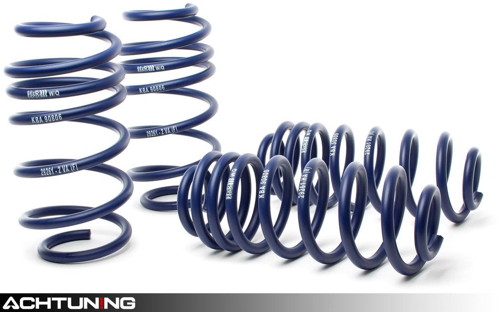 H&R 29261-2 Sport Springs Audi 8P A3 2.0T FWD