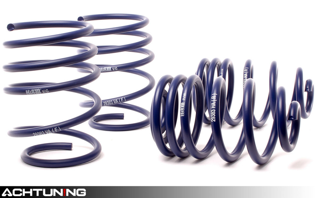 H&R 29383 Sport Springs BMW E46 3-Series AWD