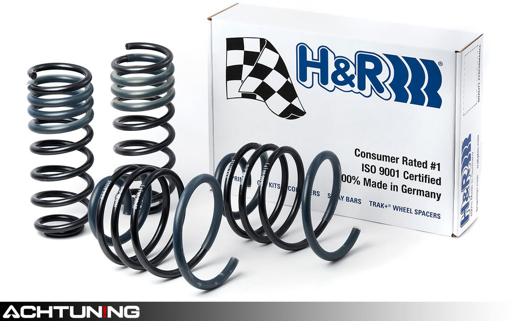 H&R 29466 Sport Springs Porsche 996 C4 Coupe