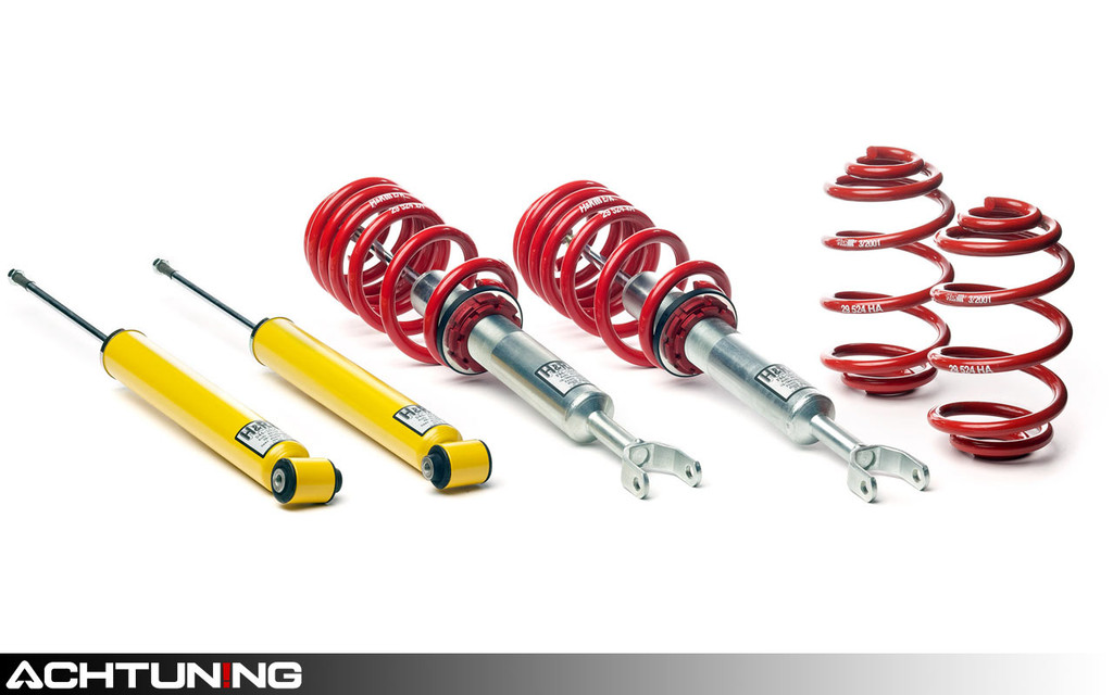 H&R 29524-2 Street Coilover Kit Audi C5 A6 Sedan FWD