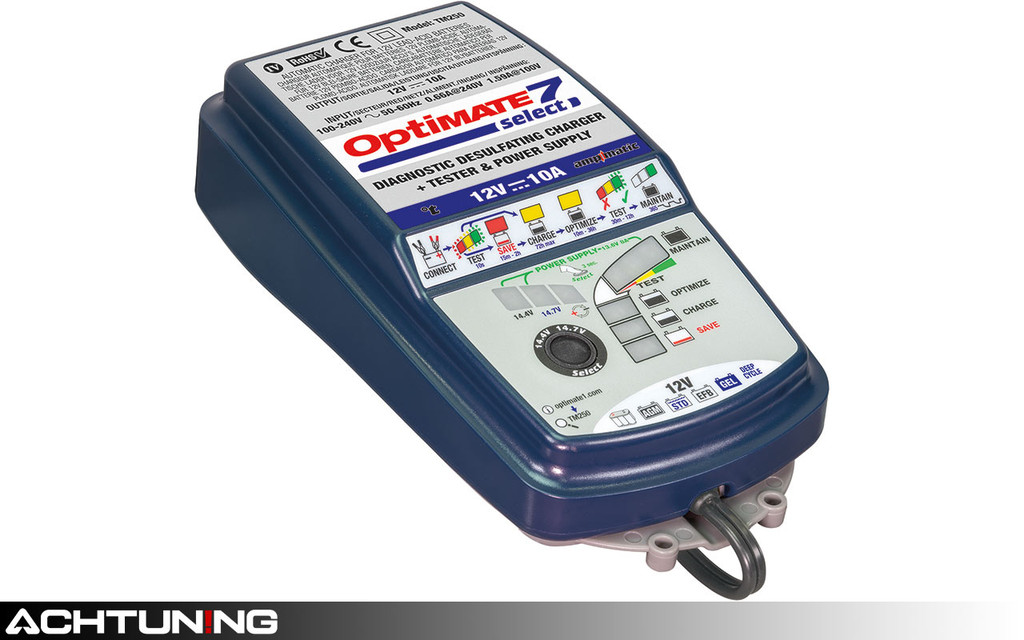 Unitronic UH004-AC5 OptiMate 7 Select 10 Amp Battery Charger