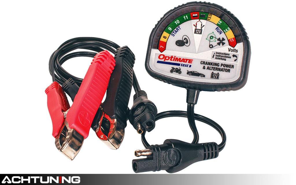 Unitronic UH010-AC5 OptiMate Cranking & Alternator 12V tester