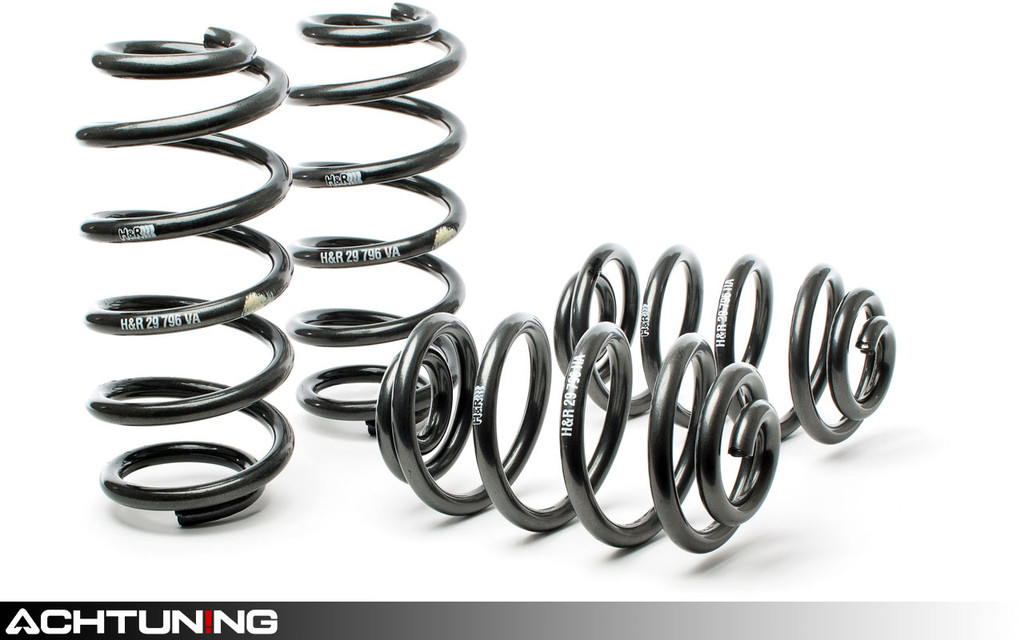 H&R 29793-1 Sport Springs Audi C5 A6 Sedan FWD