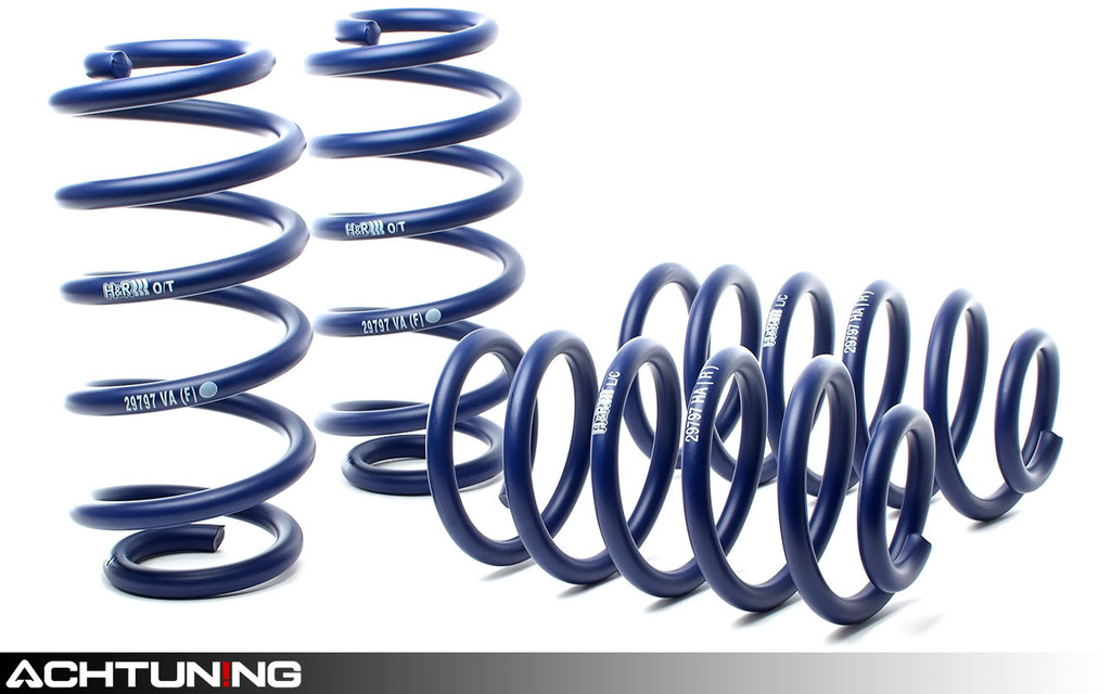 H&R 29797-2 Sport Springs Audi C5 A6 Sedan Quattro
