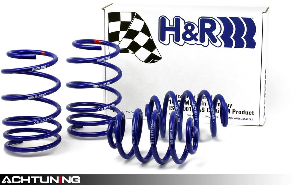 H&R 29929-1 Sport Springs BMW E36 3-Series Cabrio