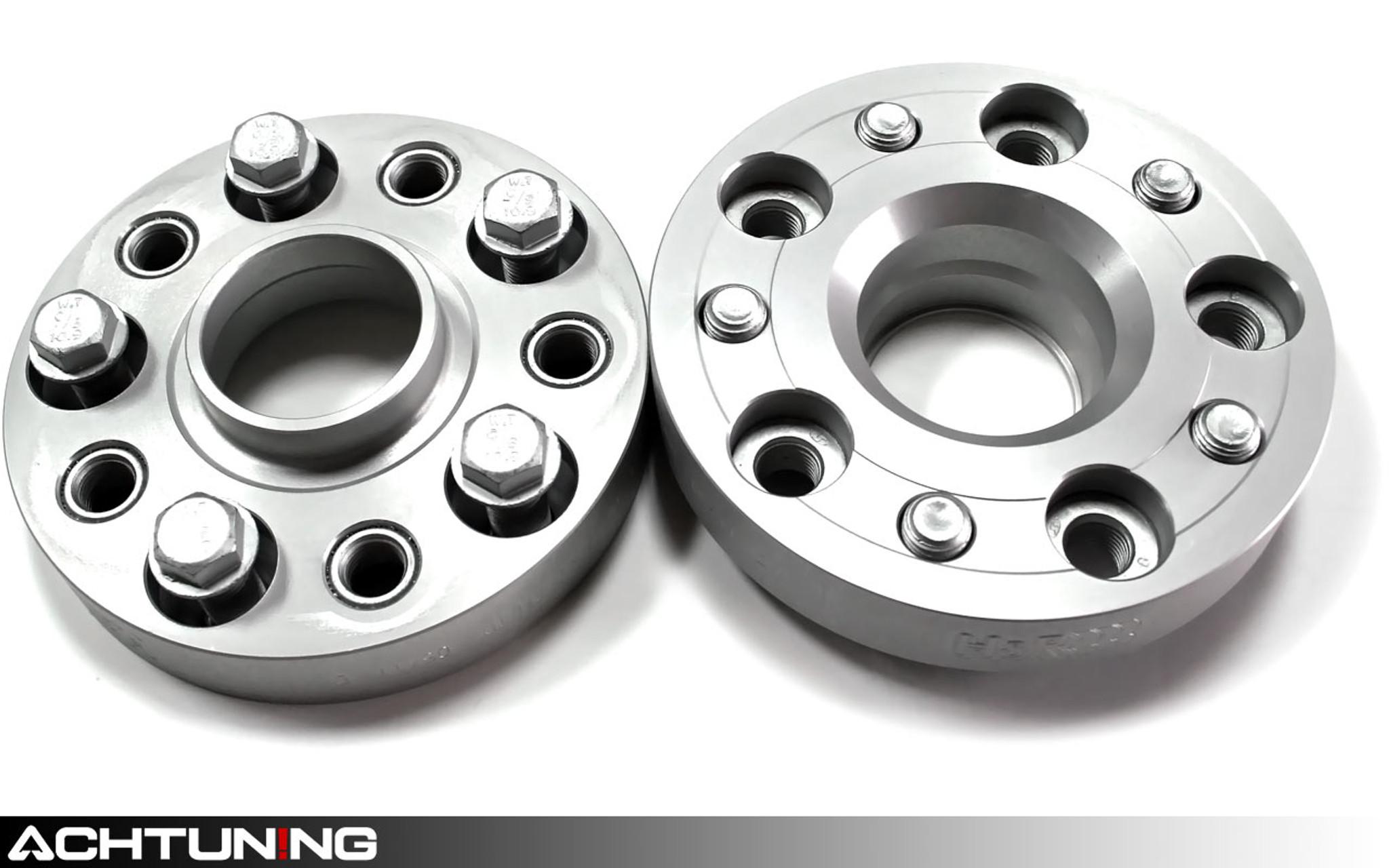 4//100 57.1 CB to Audi Wheels 5//100-57.1 CB H/&R 502245571 TRAK+ Wheel Adapter Pair