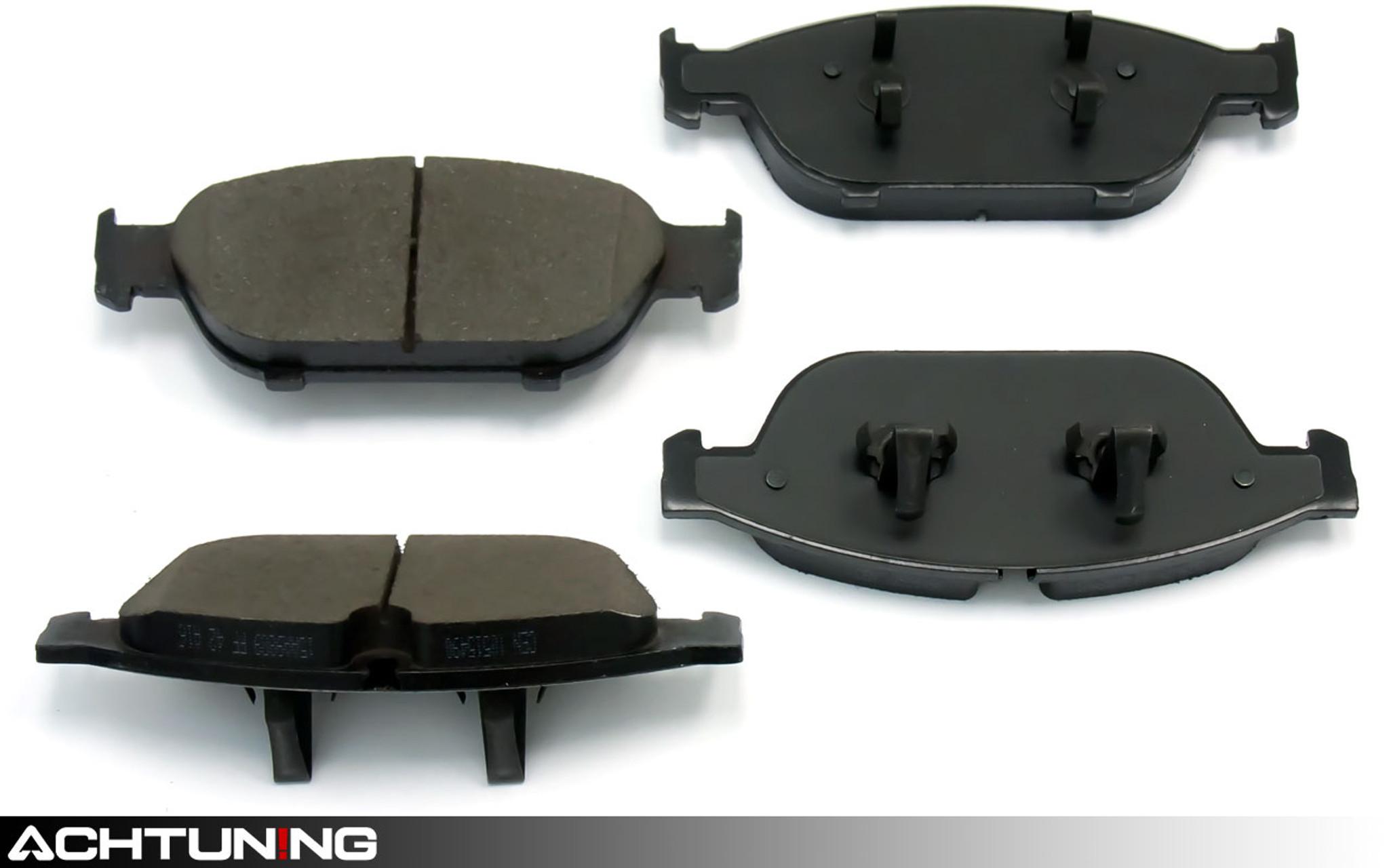 Toyota RAV4 2006-2013 Front /& Rear OEM Ceramic Brake Pads w//o Shims