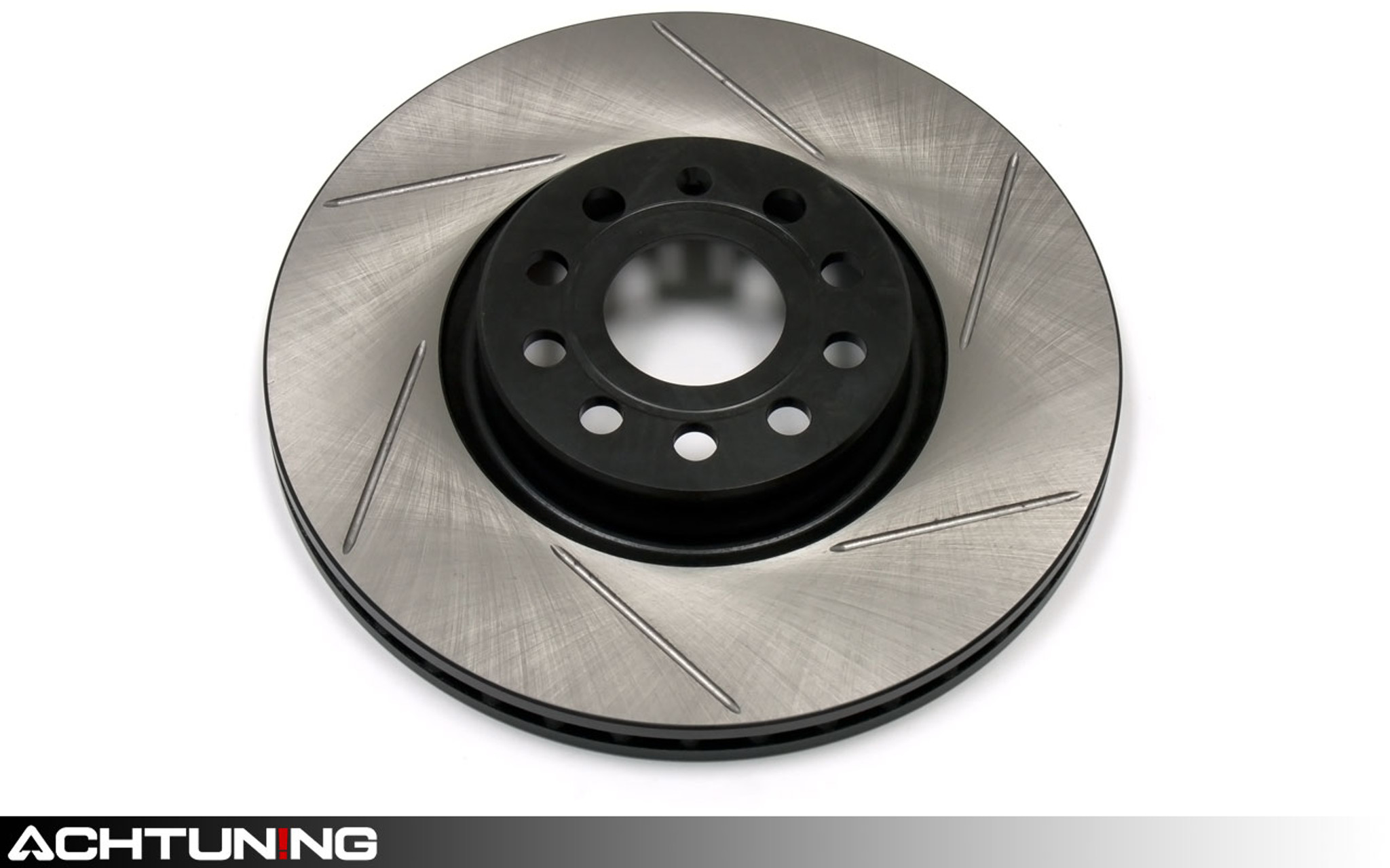 StopTech 126.33136SL Sport Slotted Brake Rotor; Front Left