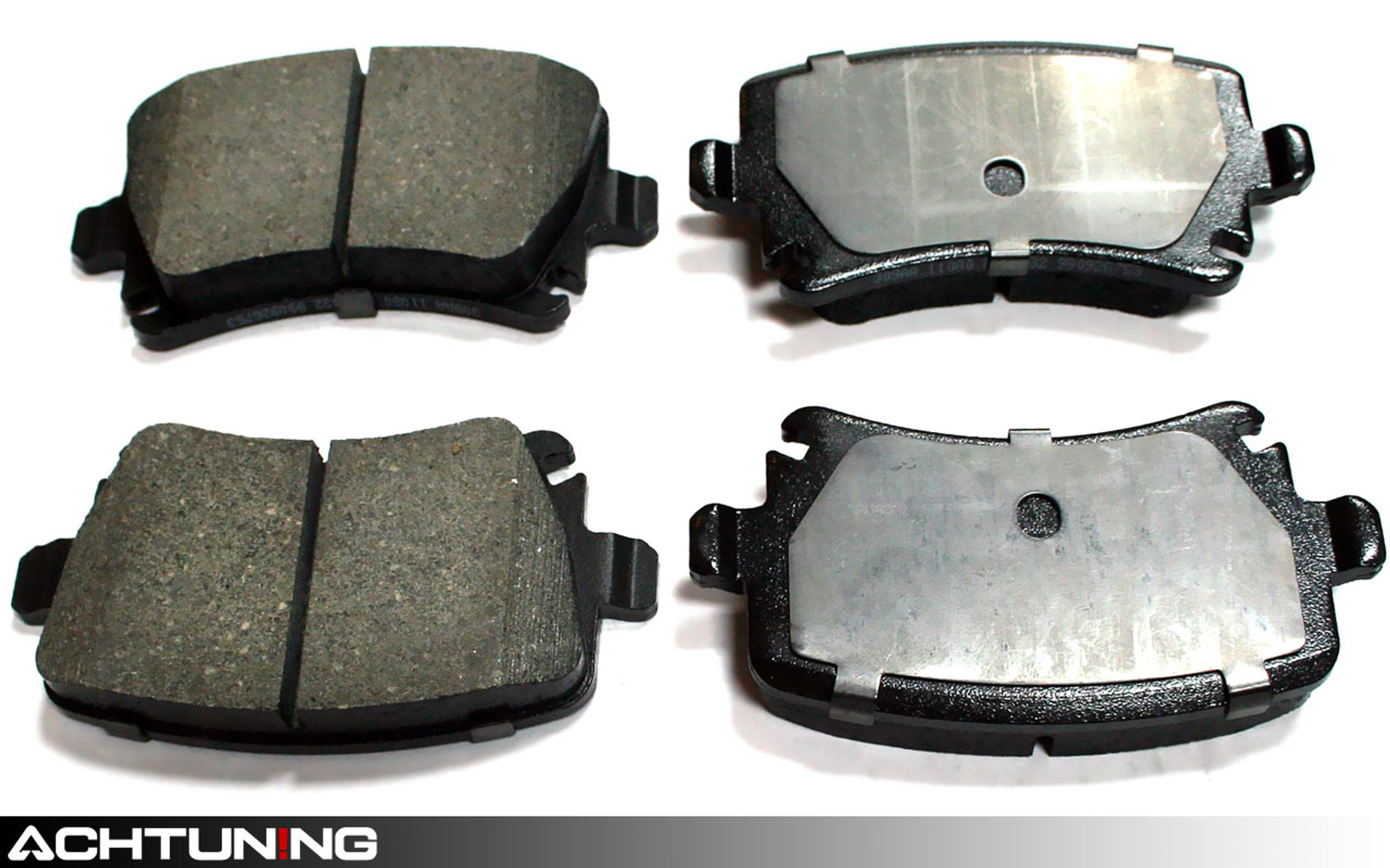 StopTech 308 11081 Street Rear Brake Pads Audi and Volkswagen