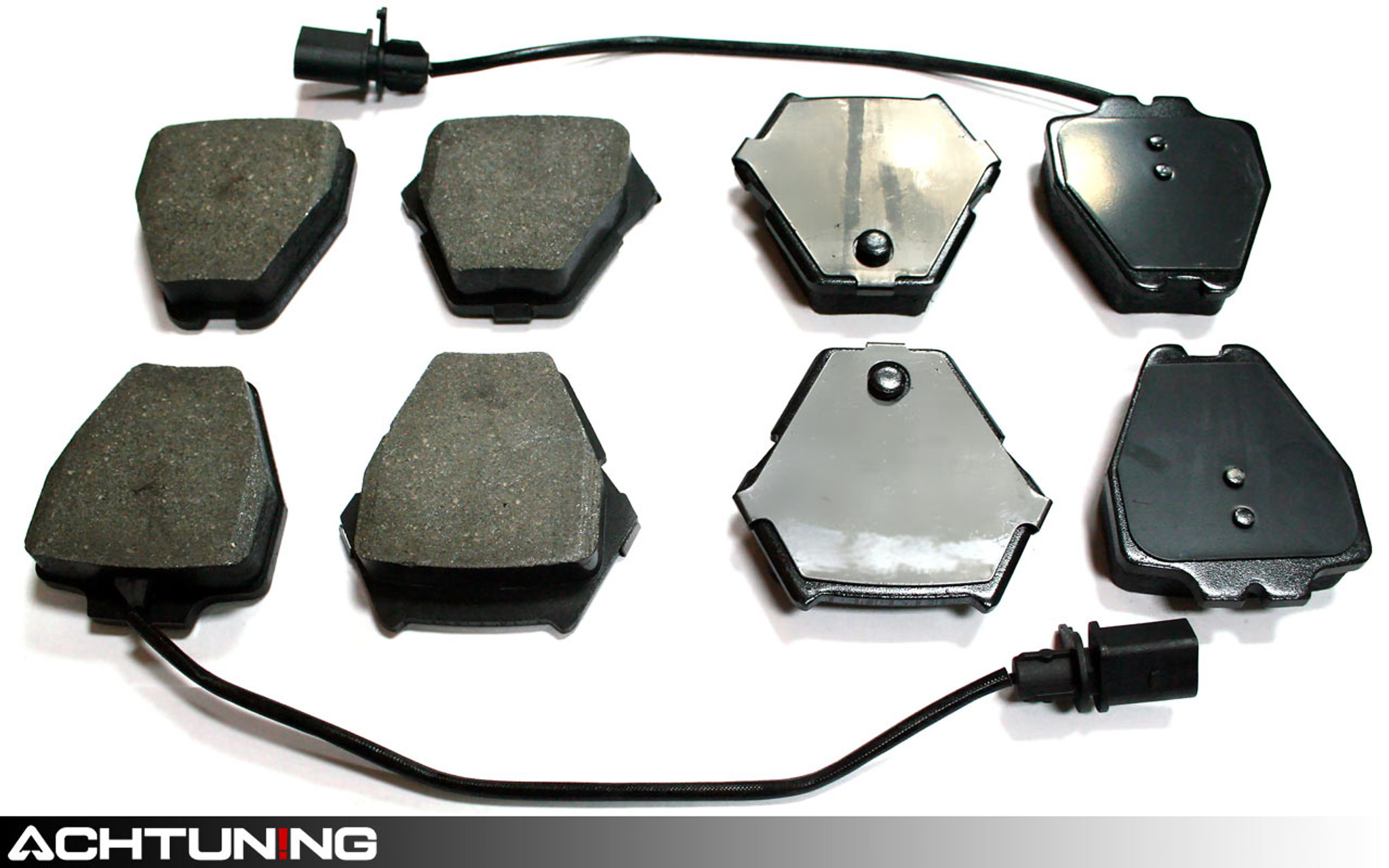 2002 2003 2004 For Volkswagen Beetle Rear Semi Metallic Brake Pads