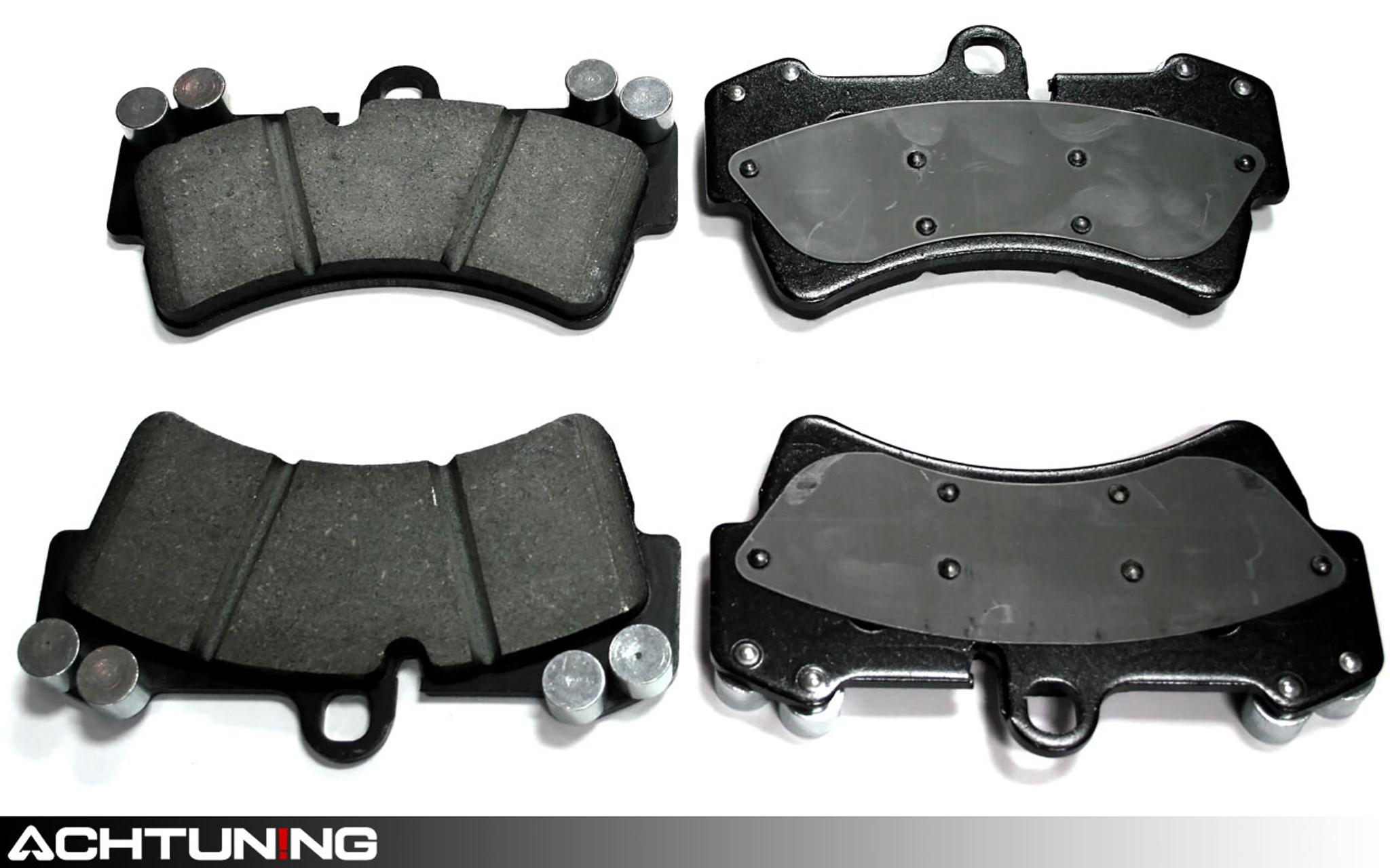 Front Ceramic Brake Pads For Porsche Cayenne Macan Panamera Volkswagen Touareg
