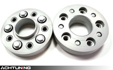 H&R 60556651 5x112 DRA 66mm CB 30mm Wheel Spacer Pair Audi and Porsche