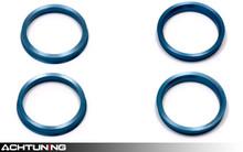 Hartmann Metal Hubcentric Ring Set 66.56mm OD - 57.10mm ID
