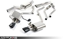 Milltek SSXAU380 Full Valvesonic Exhaust Audi B8 S4