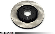 StopTech 126.33039SL 288mm Slotted Left Front Rotor Audi and Volkswagen