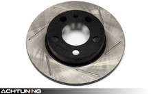 StopTech 126.33048SL 245mm Slotted Rear Rotor Audi B5 A4 FWD