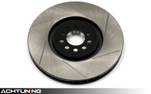 StopTech 126.33100SL 347mm Slotted Left Front Rotor Audi C6 A6 Quattro