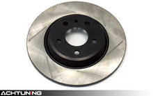 StopTech 126.33104SL 302mm Slotted Rear Rotor Audi C6 A6 3.2L