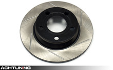 StopTech 126.33108SL 255mm Slotted Rear Rotor Audi B6 A4 3.0L