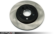 StopTech 126.33119SL 286mm Slotted Rear Rotor Audi Mk2 TT FWD