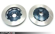 Girodisc A1-100 Front Brake Rotor Pair Audi B7 RS4
