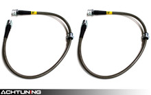 StopTech 950.33022 Stainless Steel Front Brake Lines Audi Mk2 TT