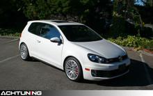 Hartmann Euromesh 4-GS 18x8.0 ET45 Wheel on VW Mk6 GTI