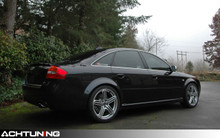 Hartmann HRS6-204-GS 19x8.5 ET25 Wheel on Audi C5 RS6