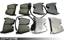 Centric 105.10290 Ceramic Front Brake Pads Audi