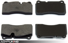 Centric 104.12910 Semi-Metallic Front Brake Pads Audi C7 RS7