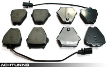 StopTech 309.08390 Sport Front Brake Pads Audi and Volkswagen