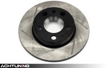 StopTech 126.33047SR 245mm Slotted Right Rear Rotor Audi and Volkswagen