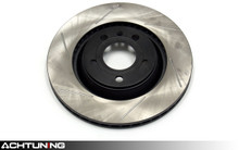 StopTech 126.33056SR 280mm Slotted Right Rear Rotor Audi D2 S8